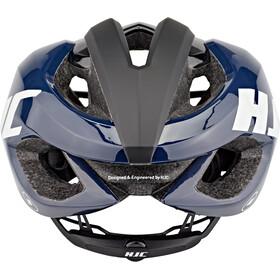 HJC Valeco Road Helmet matt gloss navy black